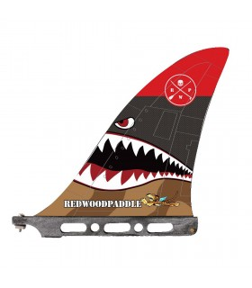 AILERON RACE TIGER REDWOODPADDLE