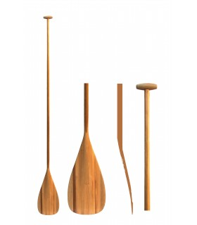 Wave Natural Red Cedar Player Modell SUP PADDEL