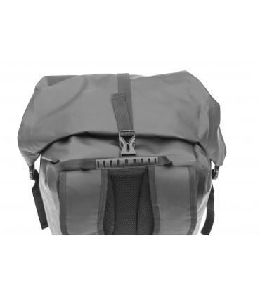 45L WATERPROOF BAG - REDWOODPADDLE Black WATERPROOF BAGS & AIR SUP BAGS