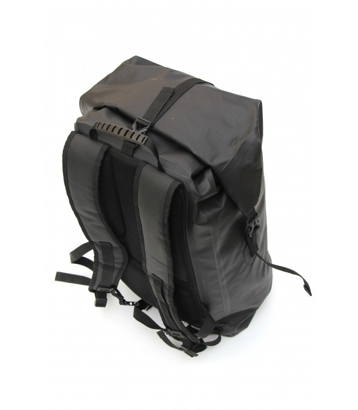 45L WATERPROOF BAG BLACK - REDWOODPADDLE WATERPROOF BAGS & AIR SUP BAGS