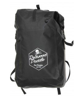 45L WATERPROOF BAG BLACK - REDWOODPADDLE