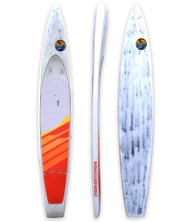 "RACE 14' x 23""5 - REDWOODPADDLE Stand up paddle SUP BOARDS"