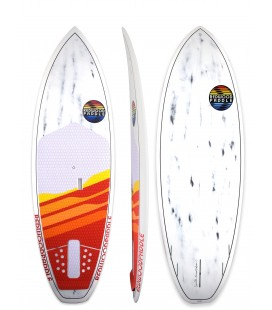 SOURCE PRO 7'3 Pvc Carbon - REDWOODPADDLE Stand up paddle SUP BOARDS