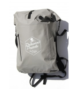 45L WATERPROOF BAG - MANATEE Grey