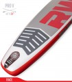 Fb'R Pro V 14' x 29 - Woven construction - REDWOODPADDLE Stand up paddle FUNBOX PRO TOURING RACE