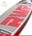 Fb'R Pro V 12'6 x 29 - Woven construction - REDWOODPADDLE Stand up paddle FUNBOX PRO TOURING RACE
