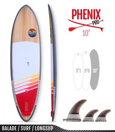PHENIX PRO 10' - REDWOODPADDLE Stand up paddle