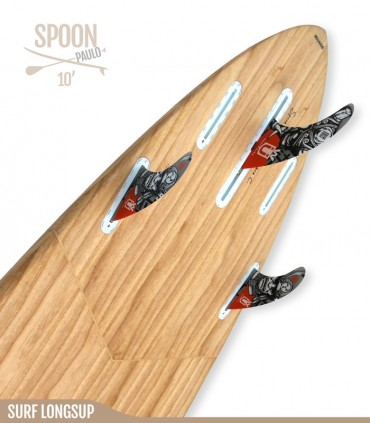 SPOON 10' PAULOWNIA - REDWOODPADDLE Stand up paddle SPOON
