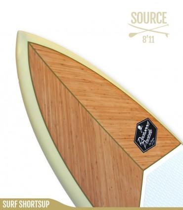 SOURCE 8'11 Natural SUP SHORTBOARD