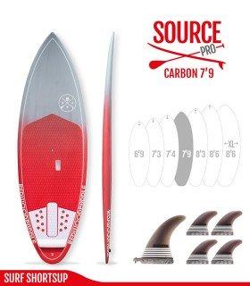 SOURCE PRO 7'9 Carbon Brush SOURCE PRO