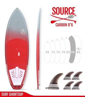 SOURCE PRO 8'6 Carbon Brush
