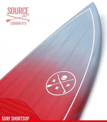 SOURCE PRO 8'6 Carbon Brush SOURCE PRO