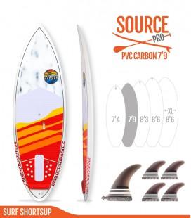 SOURCE PRO 7'9 Pvc Carbon