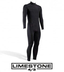 COMBINAISON SURF MANATEE 4/3 Limestone COMBINAISON