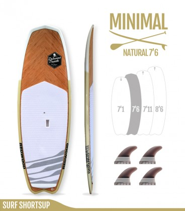 MINIMAL 7'6 Natural MINIMAL