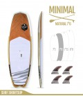 MINIMAL 7'6 Natural - REDWOODPADDLE Stand up paddle