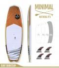 MINIMAL 8'6 Natural - REDWOODPADDLE Stand up paddle MINIMAL