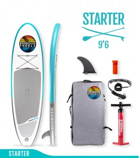 Funbox 9'6 Starter- REDWOODPADDLE Stand up paddle
