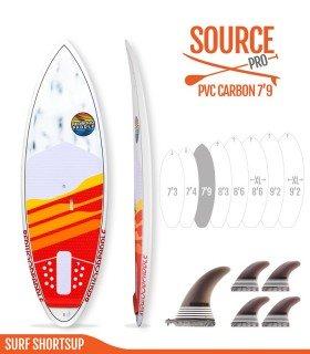 SOURCE PRO 7'9 Pvc Carbon SOURCE PRO