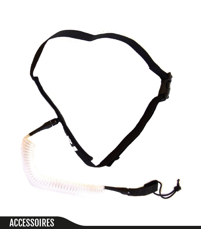 LEASH BELT SUPFOIL MANATED - REDWOODPADDLE Stand up paddle LEASH & SUP SEAT