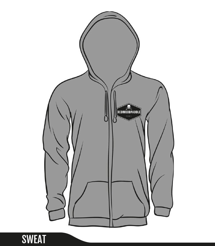 Grey RWP Sweatshirt Accessories