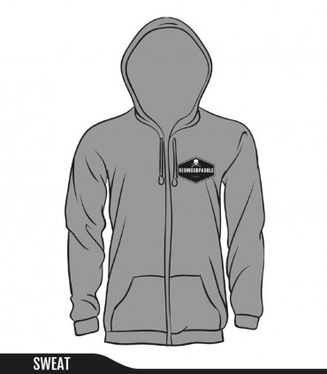 Grey RWP Sweatshirt Accessories