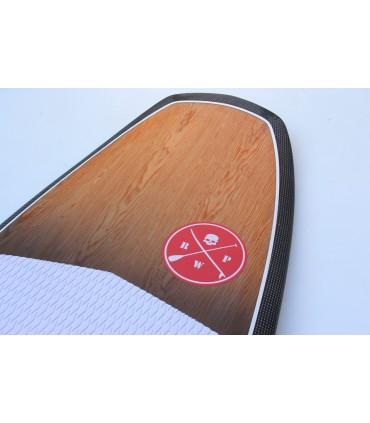 Stand up paddle MINIMAL 7'11 Pro - REDWOODPADDLE