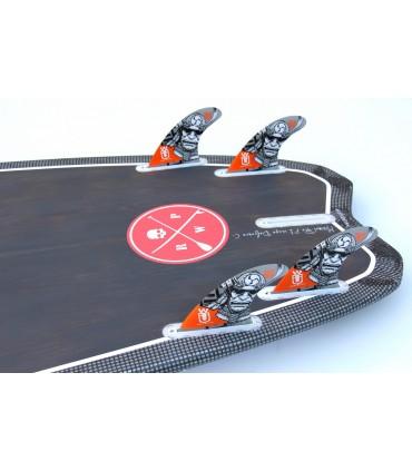 Stand up paddle MINIMAL 7'6 Pro - REDWOODPADDLE