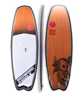 Stand up paddle MINIMAL 8'6 Pro - REDWOODPADDLE