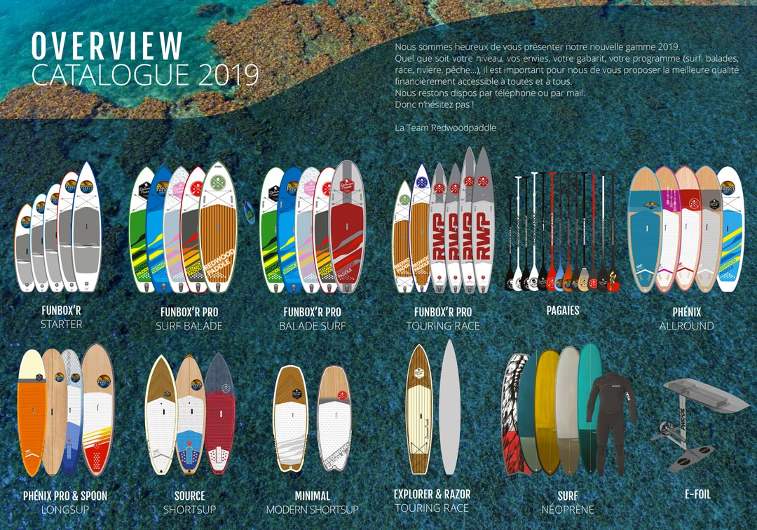 catalogue redwoodpaddle 2019