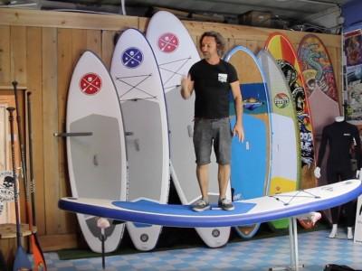 J'ai acheté un stand up paddle a moins de 200€