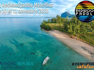 Redwoodpaddle in Mauritius