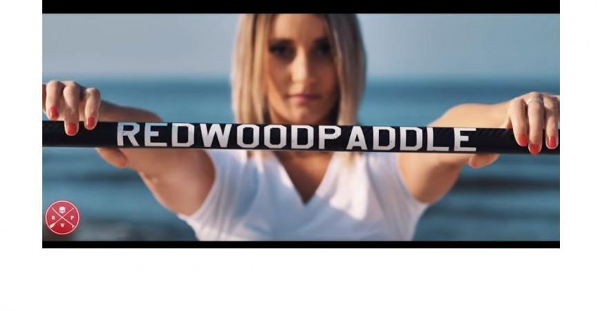 Redwoodpaddle Race Boards 2017/18 12'6 et 14' stand up paddle présentation