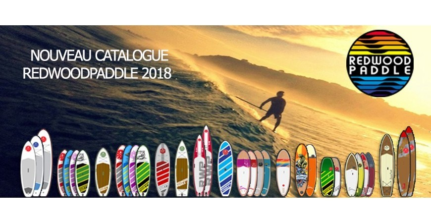 Catalogue Redwoodpaddle 2018