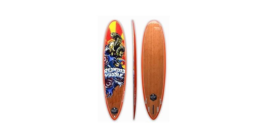 Nouvelles Board Redwoodpaddle