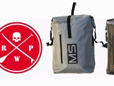 New Redwoodpaddle & Manatee Surf waterproof bags