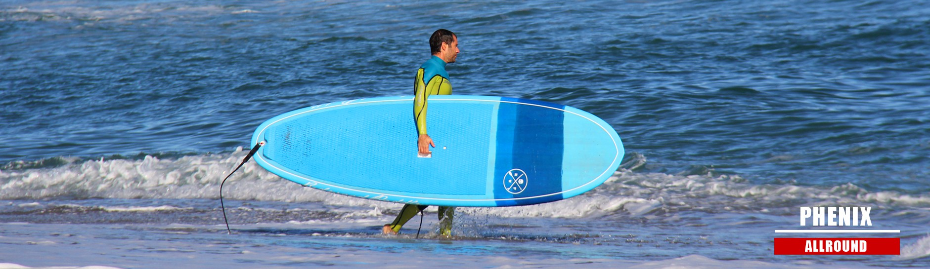 Phénix Redwoodpaddle Stand up paddle balade et Surf