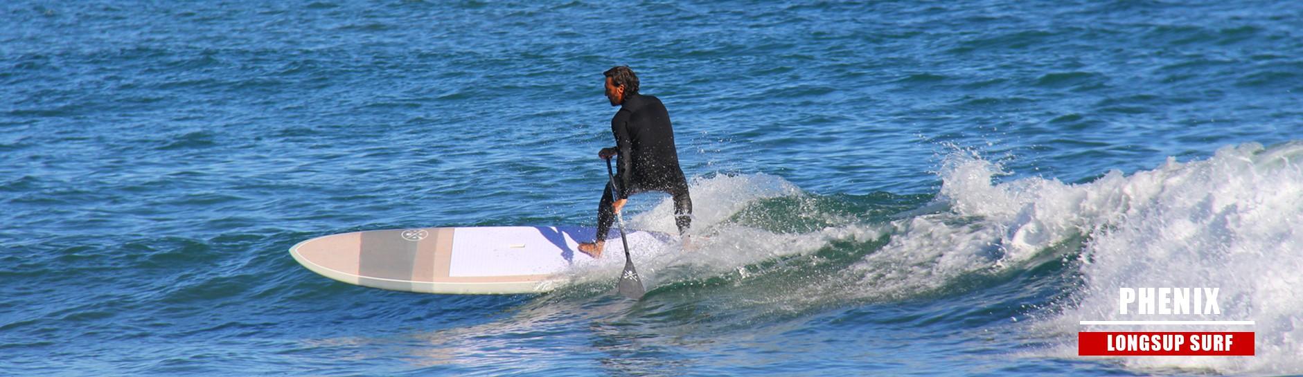 Phénix Allround Surf Redwoodpaddle