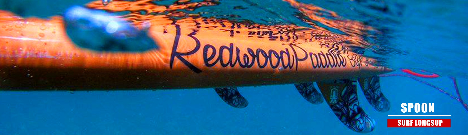 Spoon Replica Redwoodpaddle Longsup surf